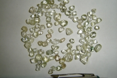 صور أحجار الماس خام