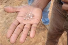 صور أحجار الماس خام (2)
