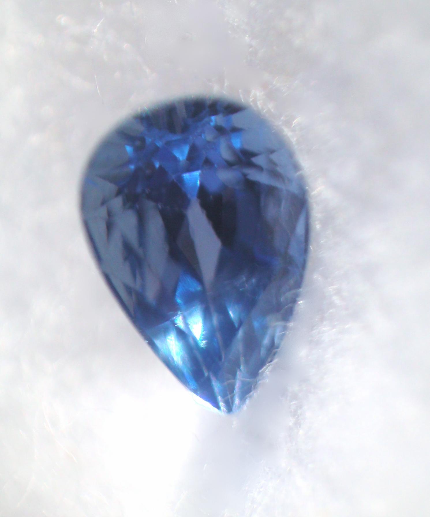 حجر الزفير الأزرق الفاتح