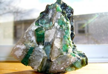 حجر الزمرد