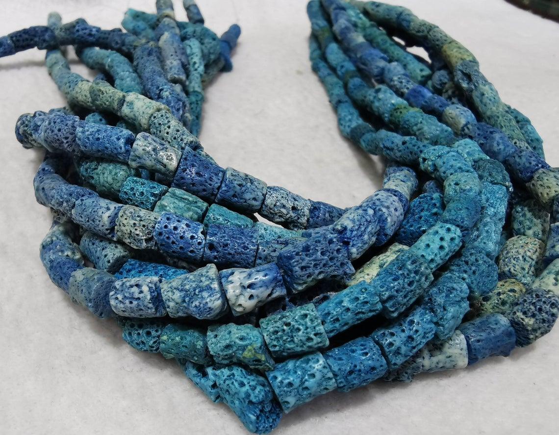 المرجان الأزرق الحقيقي