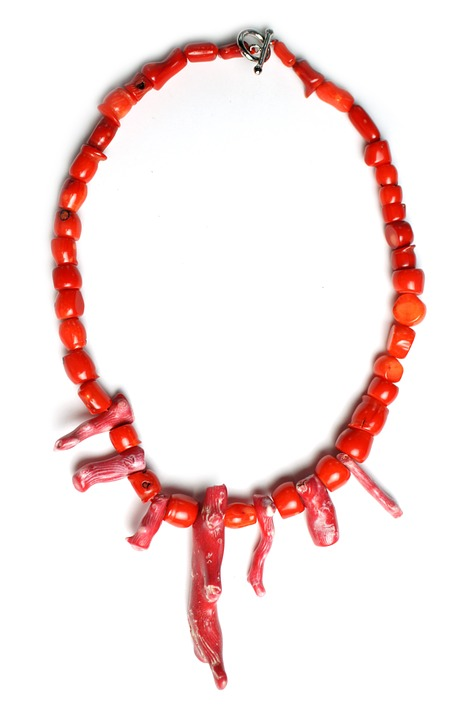 مجوهرات حجر المرجان