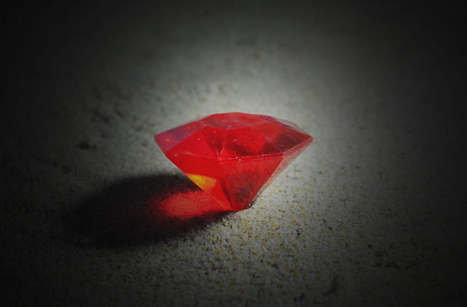 صورة حجر الياقوت