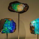 ما هي أنواع حجر الأوبال