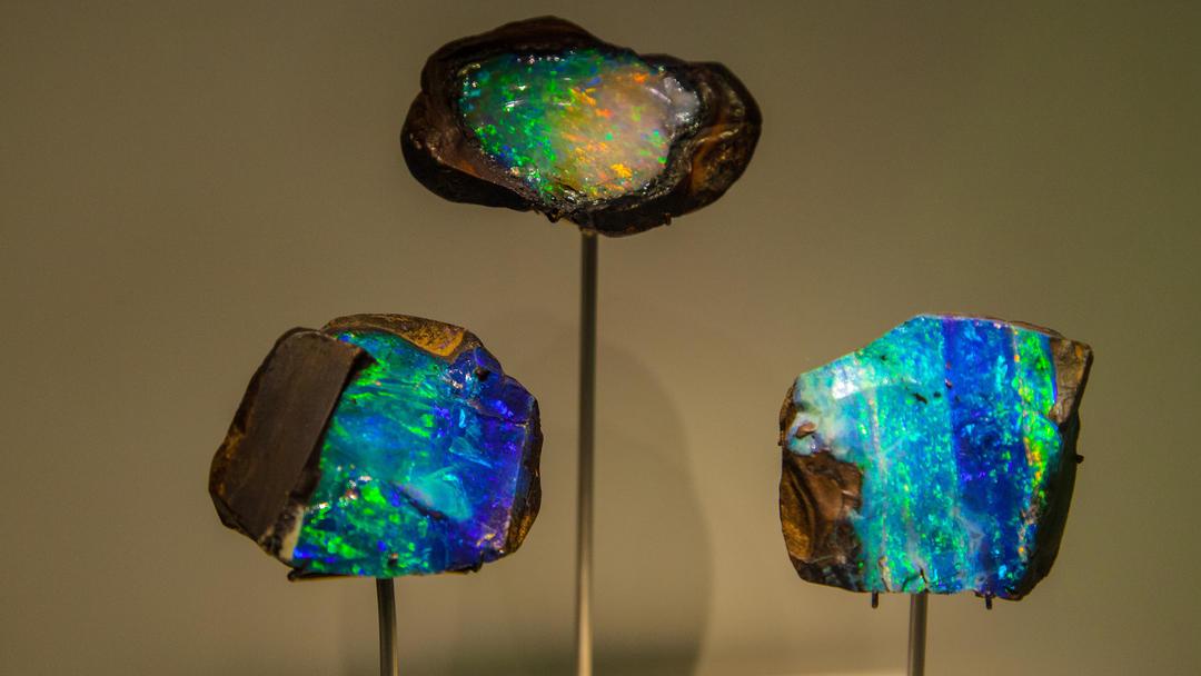 أنواع حجر الأوبال