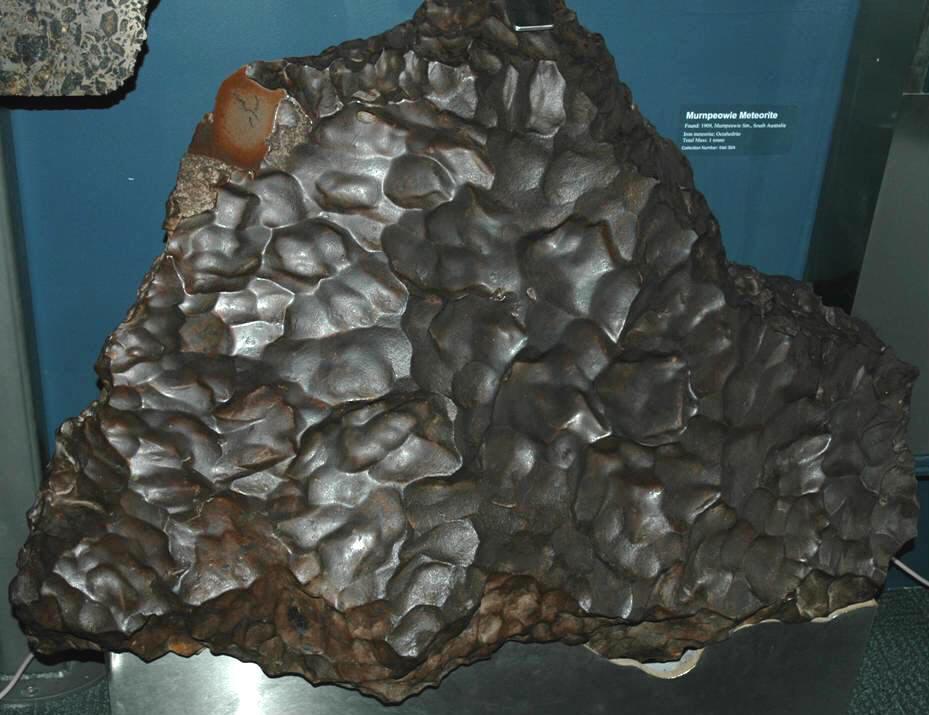 الأحجار النيزكية الحديدية