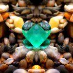 كيف يتكون حجر الزمرد