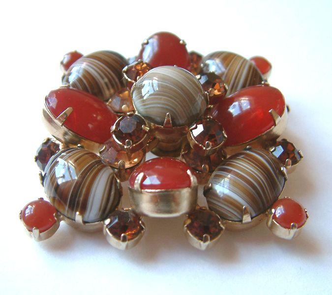 مجوهرات حجر العقيق