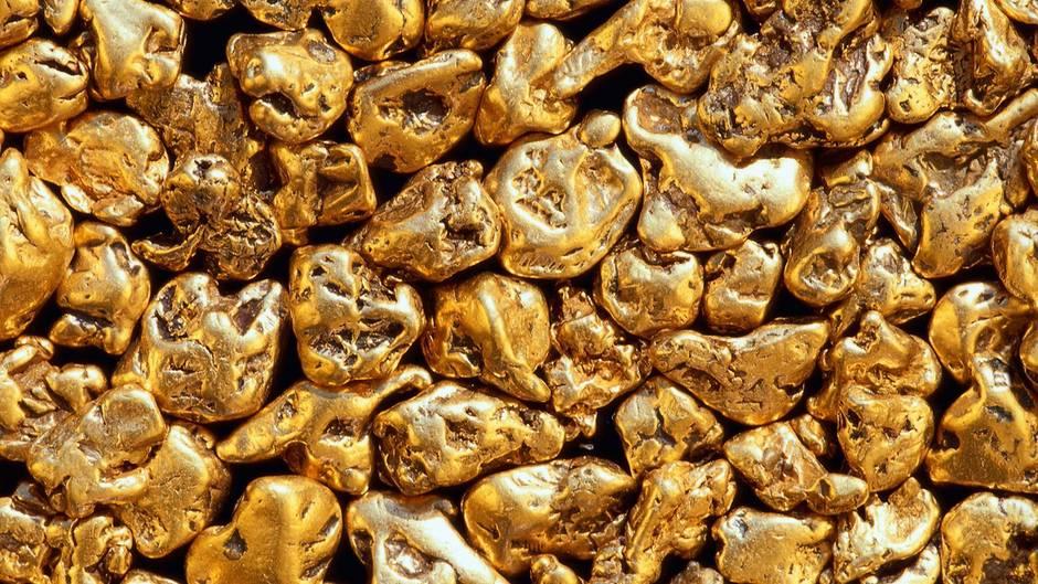 قطع ذهب - أفضل أجهزة الكشف عن الذهب