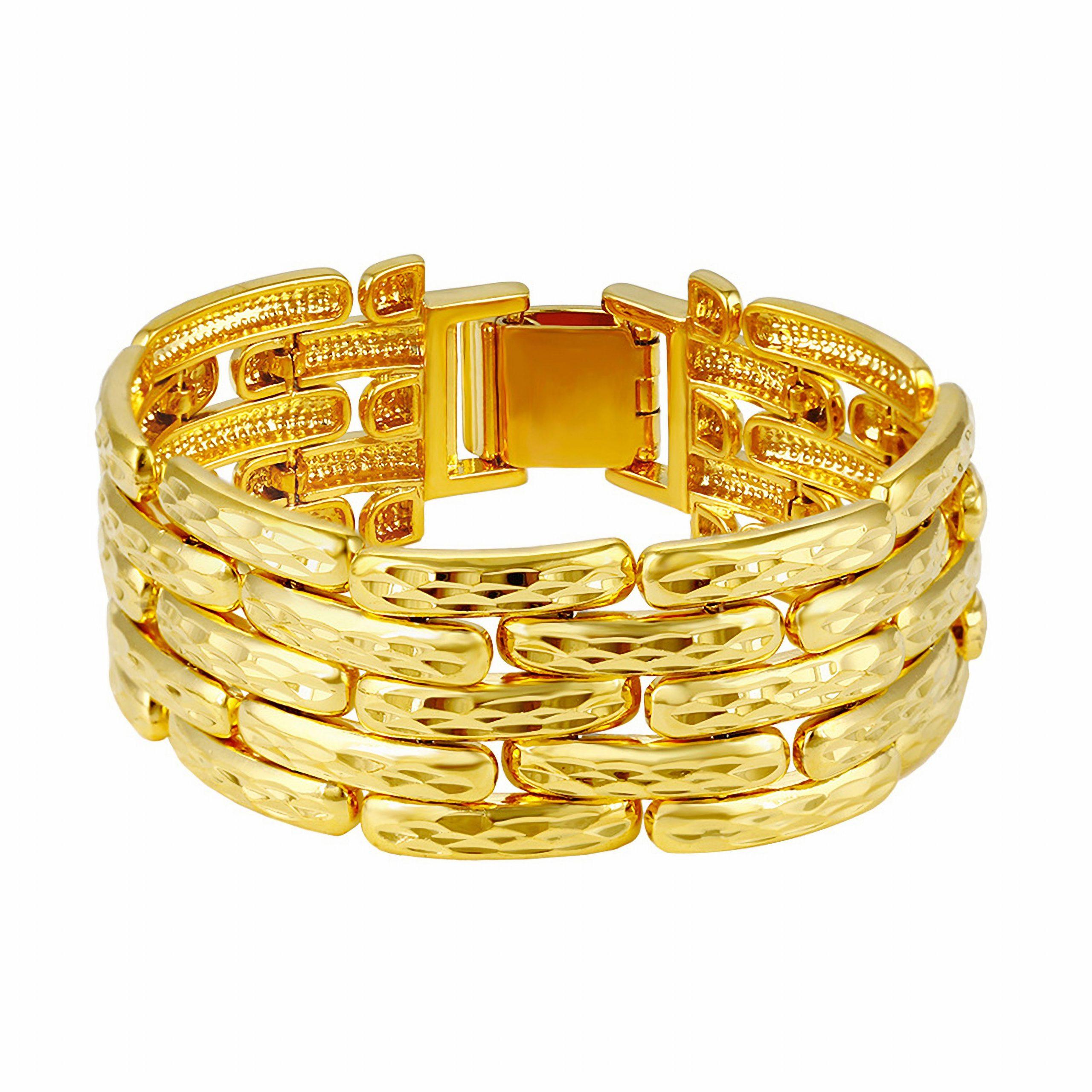الذهب الصيني المتكون من النحاس