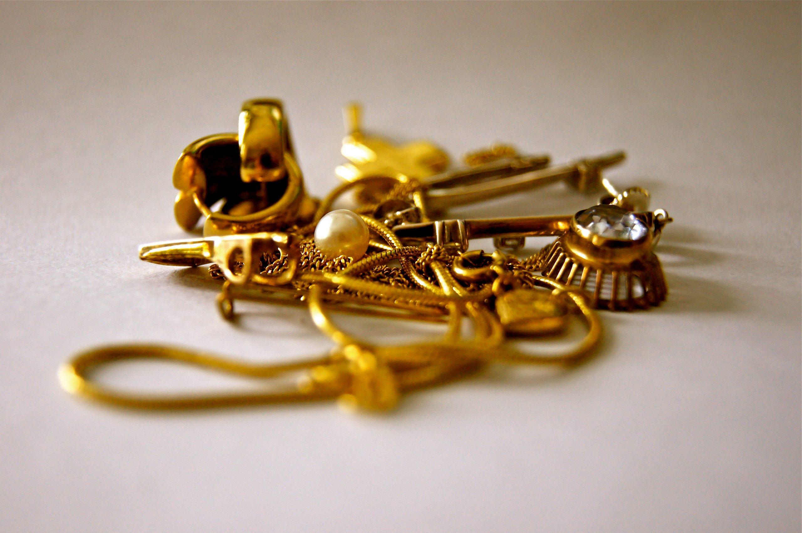 مجوهرات ذهب صيني