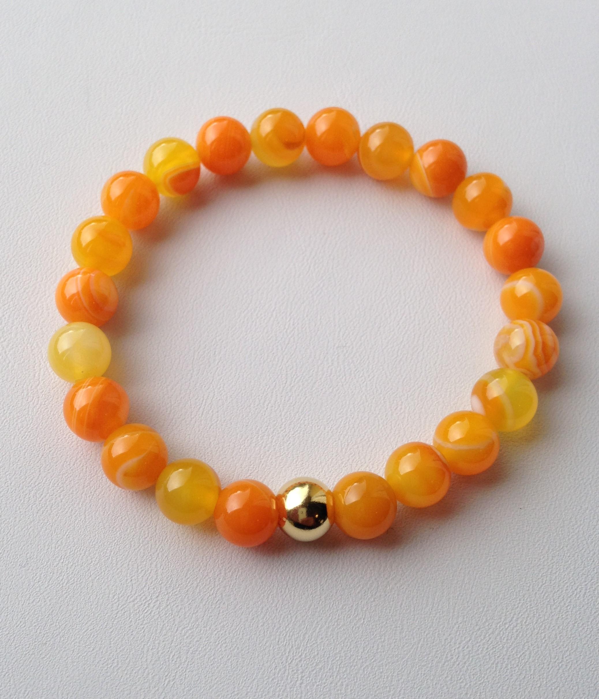 العقيق البرتقالي