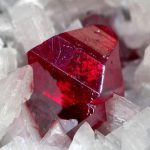 الزئبق الأحمر - خصائصه وأماكن وجوده وقدراته بالصور