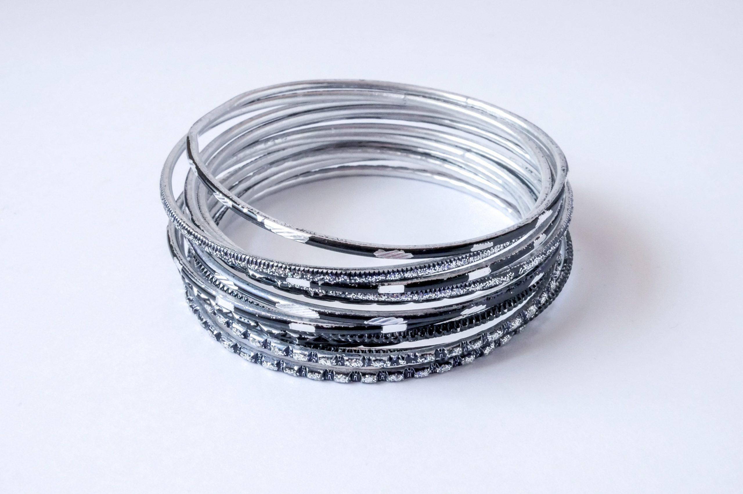أنواع الفضة
